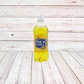 INCA KOLA (Plastico) / SODA IN BOTTLE 24x20 oz.