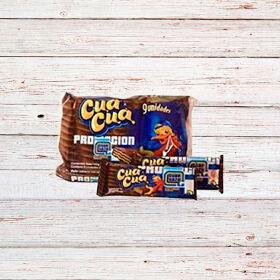 KRAFT Chocolate Cua-Cua (BOLSA)  / CHOCOLATE COVERED WAFFER