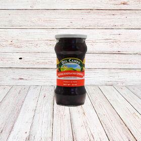 DEL CAMPO Aceituna Botija p/ Sanchwich / BLACK OLIVE IN BRIN