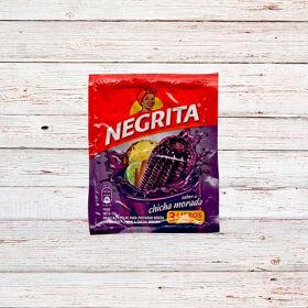 LA NEGRITA Chicha Morada / PURPLE CORN SOFT DRINK 8x12x0.53