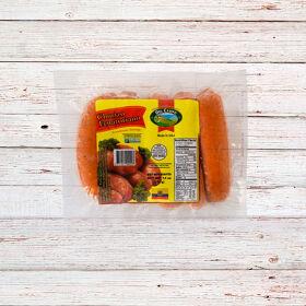 DEL CAMPO Chorizo Ecuatoriano 10x14 oz.