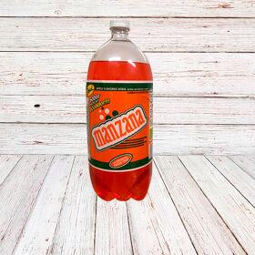 MANZANA / APPLE SODA IN BOTTLE 8x2 lt.