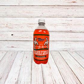 MANZANA (Plastico) / APPLE SODA IN BOTTLE 24x20 oz.