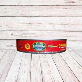 BONITO FISH Sardina en Tomate / SARDINE IN TOMATE 24x15 oz.