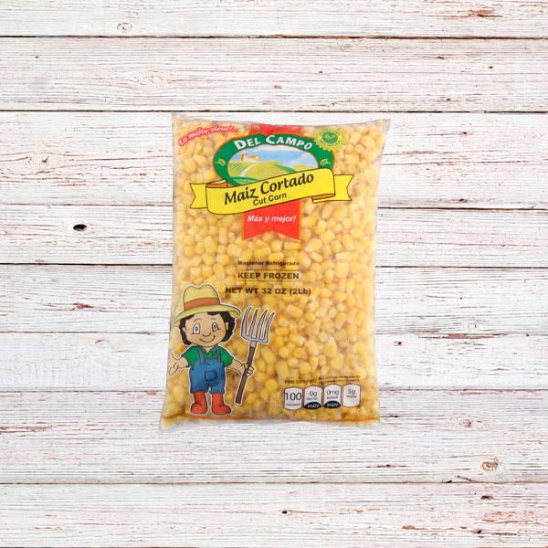 DEL CAMPO Cut Corn Yellow 12x32 oz.