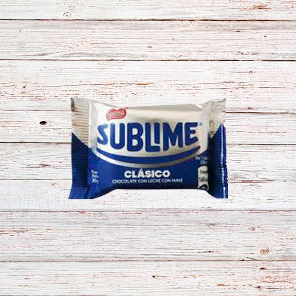 NESTLE Chocolate SUBLIME/ CHOCOLATE WITH PEANUT24x1.20 oz.