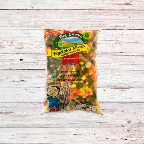 DEL CAMPO Mix de Vegetales/ MIXED VEGETABLES 12x32 oz.