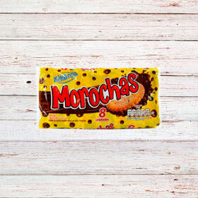 NESTLE Galletas Morochas / CHOCOLATE COVERED COOKIES 18x(8x1