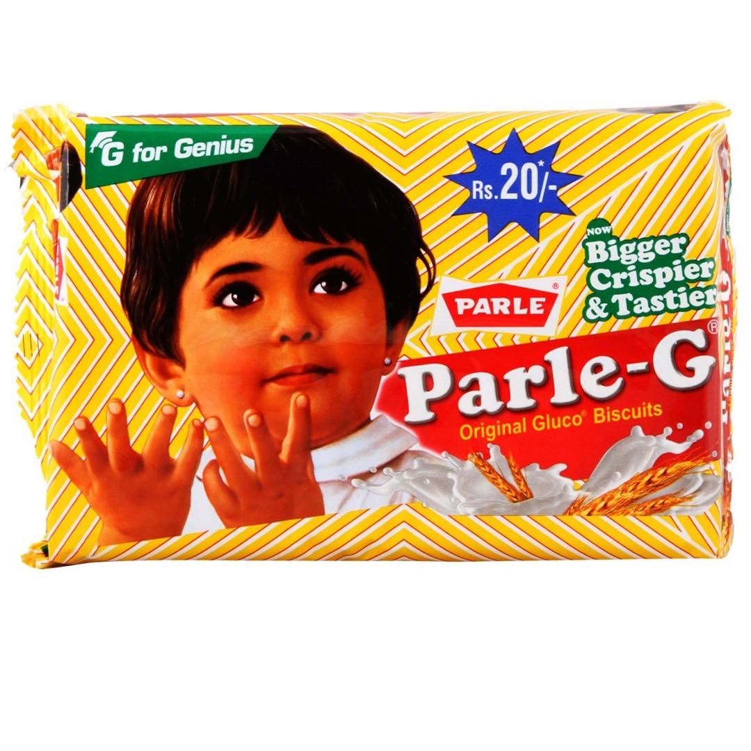 Parle G Biscuits  Glucose  250g