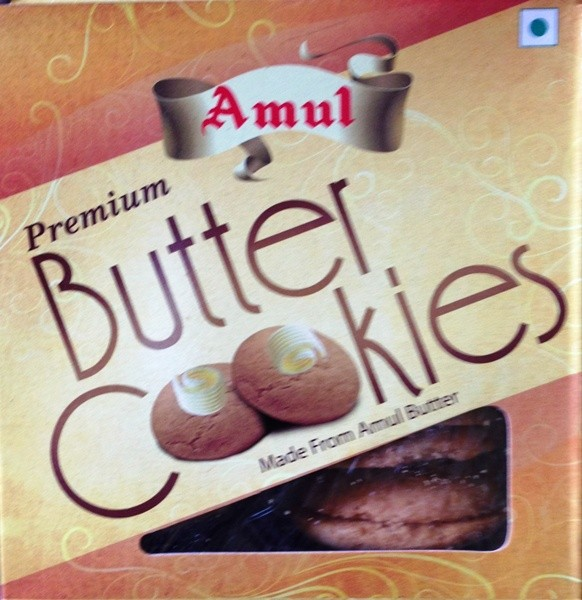 AMUL BUTTER COOKIES 100GM