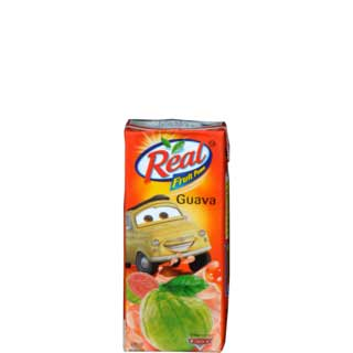 Real Guava Juice 200 ml