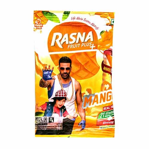 Rasna Fruit Plus Mango 125 gm