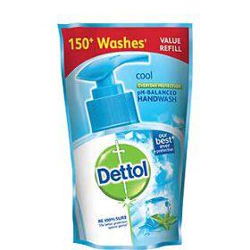 Dettol Cool Handwash Refill Pack 185 ml