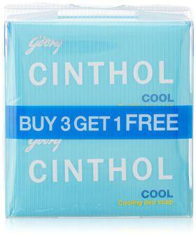 Cinthol Cool Soap  125g (Pack of 3)