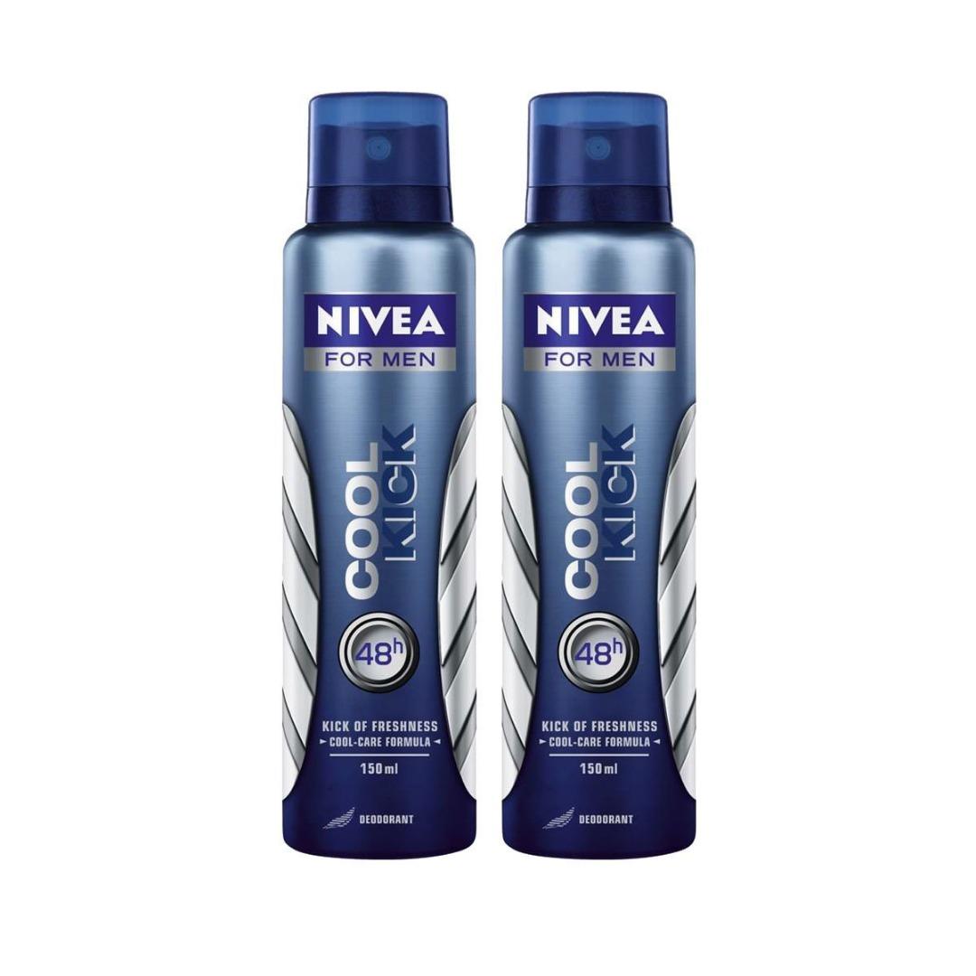 NIVEA DEO COOL KICK 150+SOAP