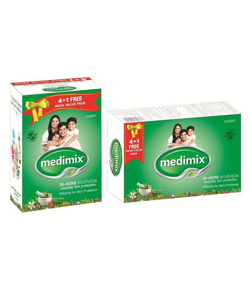 MEDIMIX CLASSIC SOAP 125X5