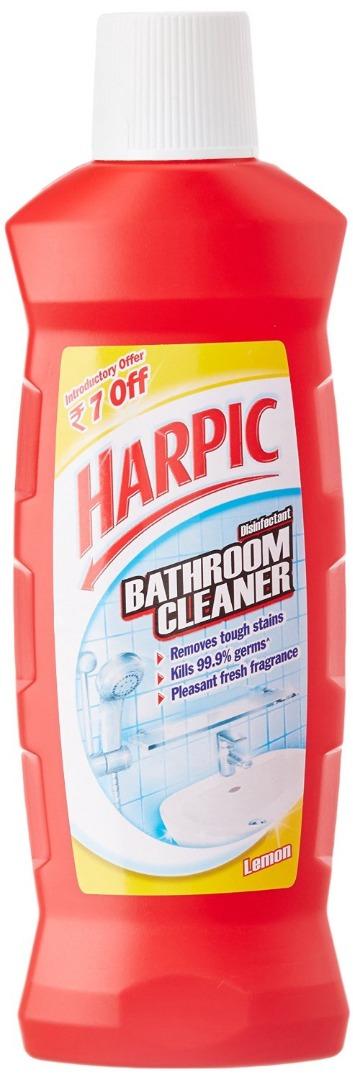 HARPIC BATH CLENER 500ML LIME