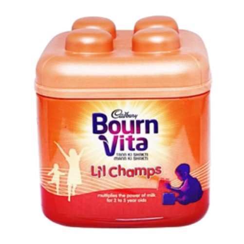 CADBURY BOURNVITA S.CHA 200GM JAR