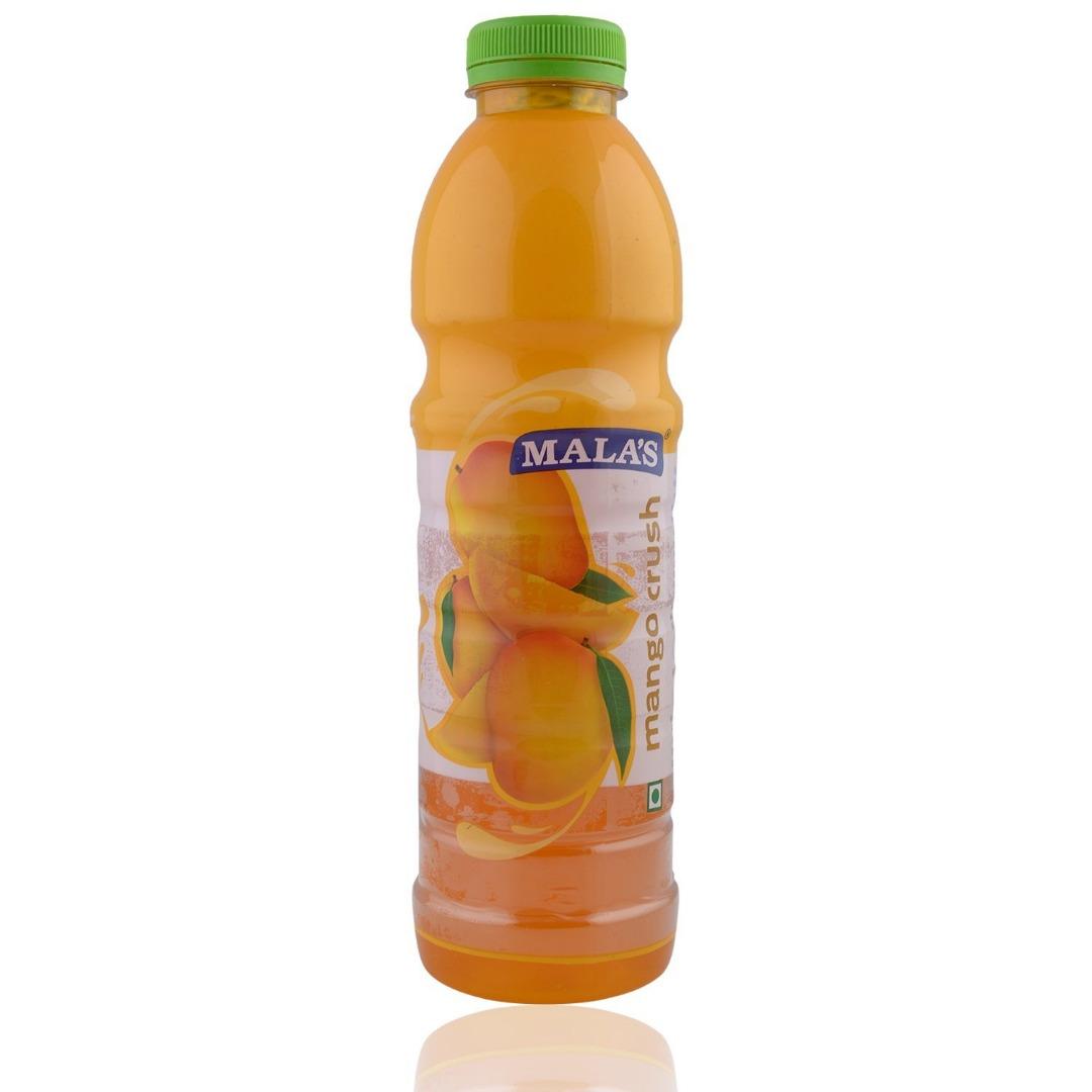 Mala s Crush - Mango  750ml Bottle