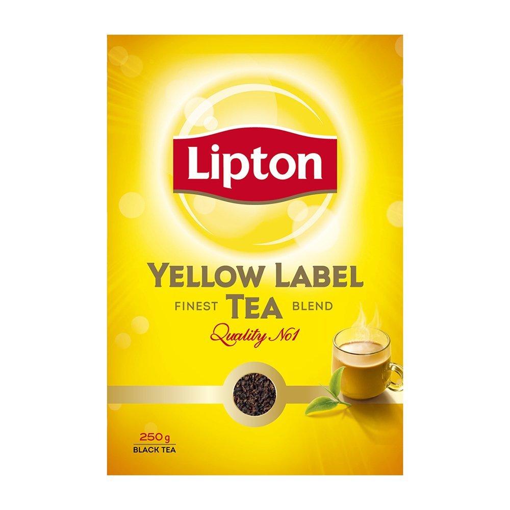 Lipton Yellow Label Tea 250g