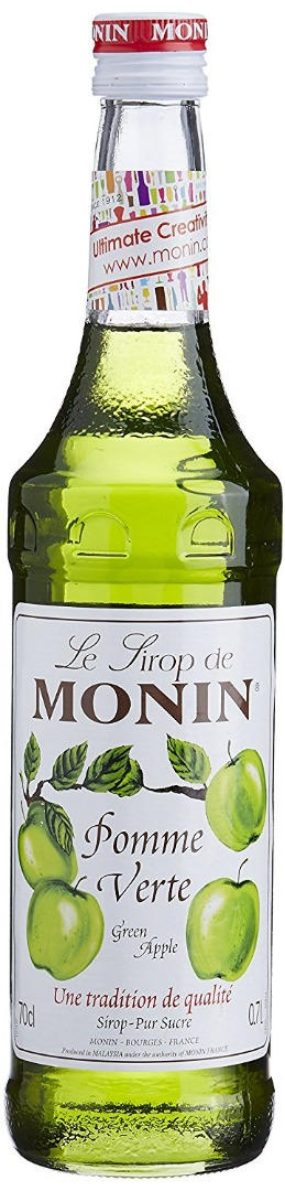 Monin Green Apple Syrup  700ml