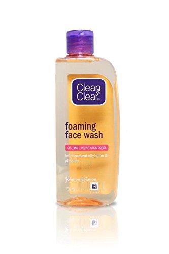 CLEAN &CLEAR FOAMING FW 100ML