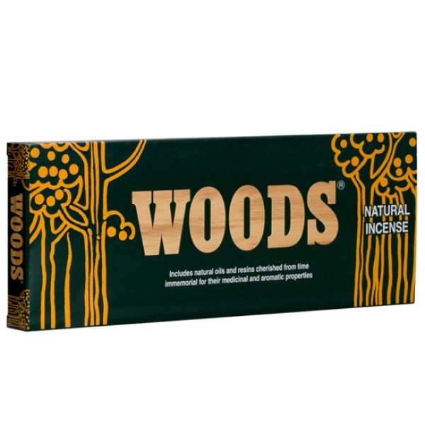 AGARBATTI CYCLE WOODS 20STICK
