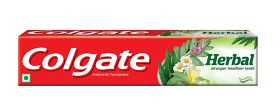 Colgate Toothpaste Herbal