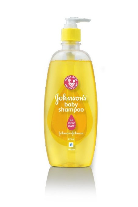 JOHNSON BABY SHAMPOO 475ML