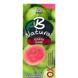 B Natural Guava Gush 200 ml