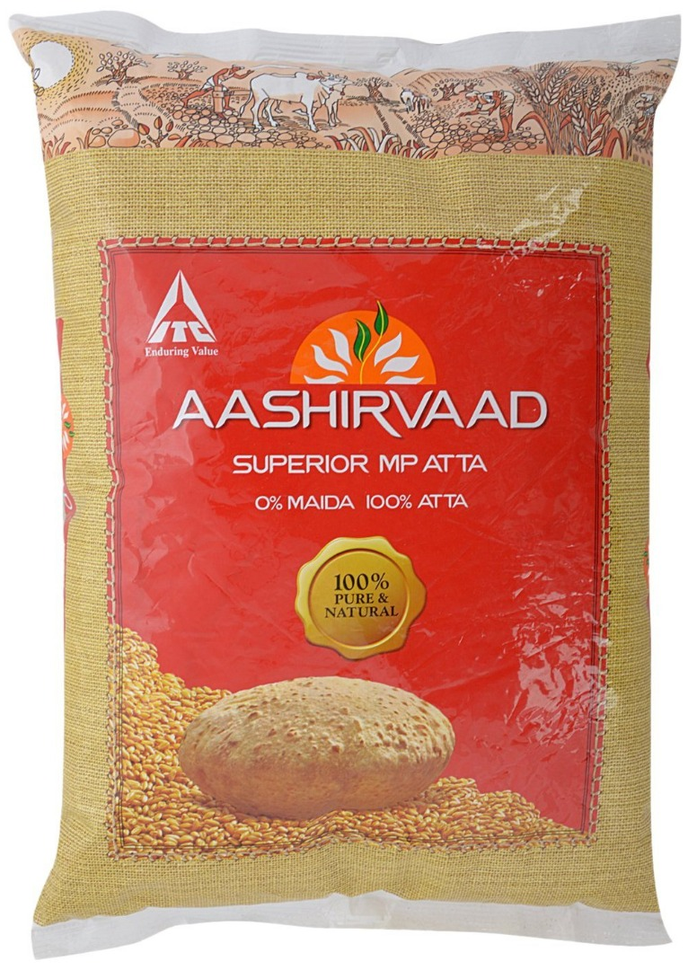AASHIRVAAD ATTA SELECT 5KG