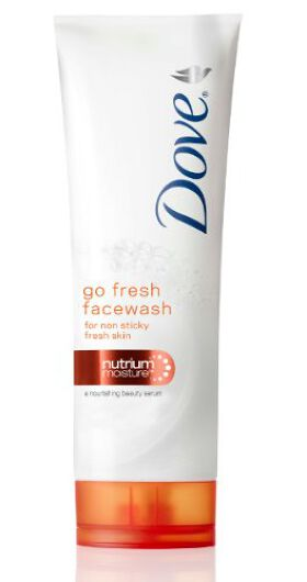 Dove Go Fresh Face Wash  100g