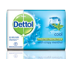 DETTOL COOL SOAP 75GMX3