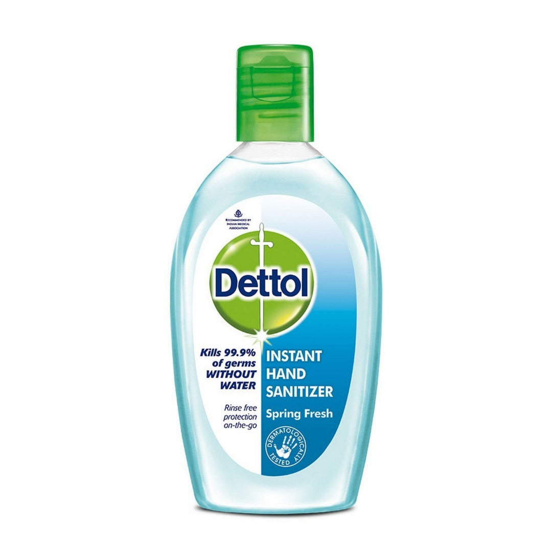 Dettol Instant Hand Sanitizer Spring Fresh - 50 ml