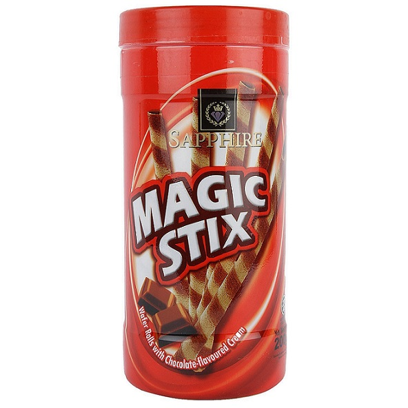 SAPPHIRE MAGIC STIX CHOCO 200