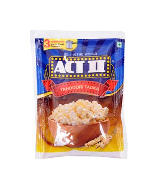 ACT II POPCORN TANDORI 63GM