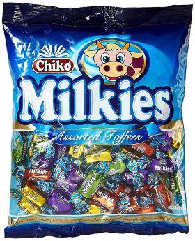 CHIKO MILKIES 750G