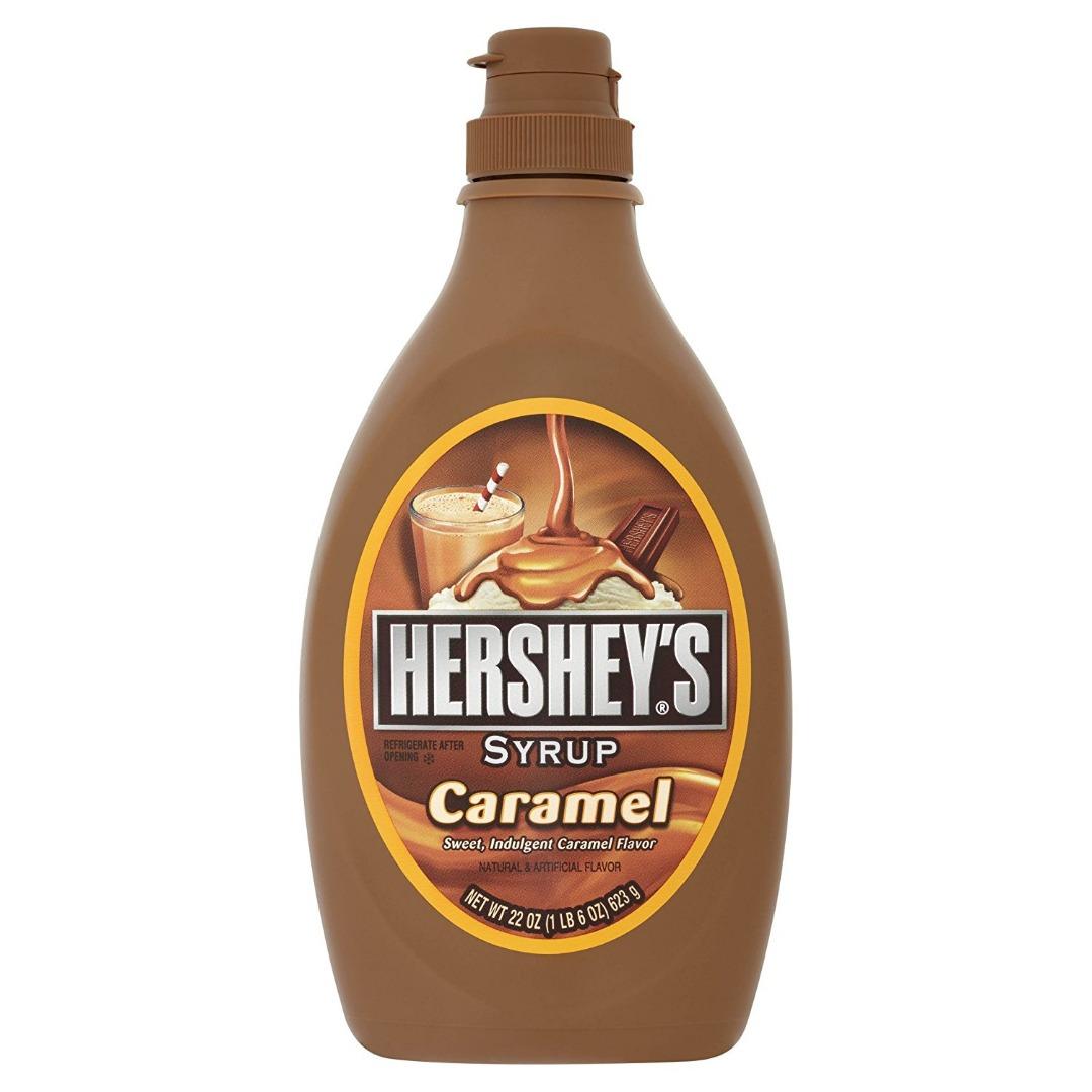 Hershey s Syrup  Caramel  623g