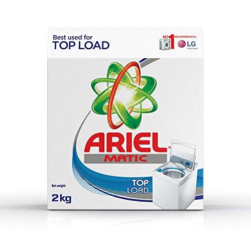 Ariel Matic Top Load Detergent Washing Powder 2kg