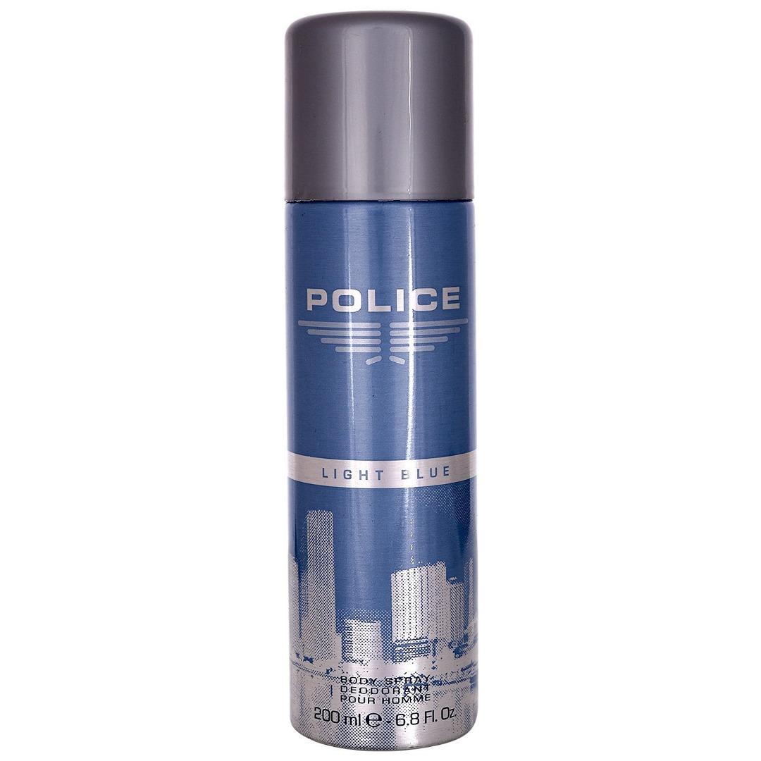 Police Light Blue Deo for Men 200 ml