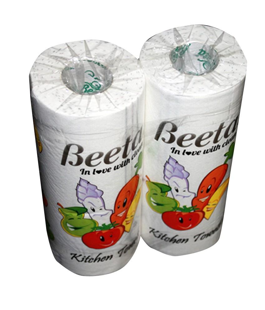 BEETA TISSUE PAPER KITC ROLL