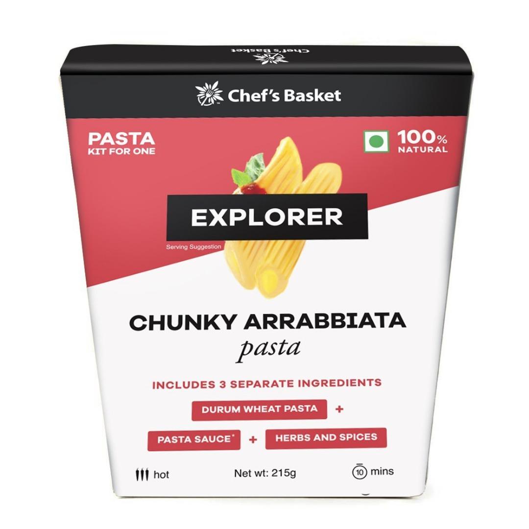 EXP CHUNKY ARRABBI PASTA 206G