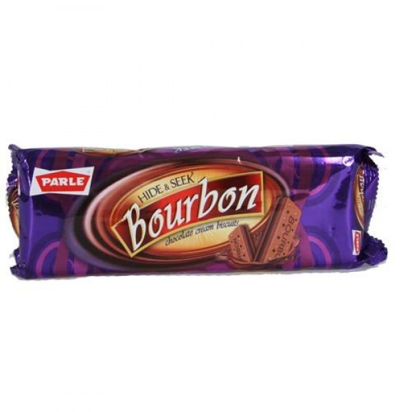 PARLE HIDE &SEEK BOURBON 150GM