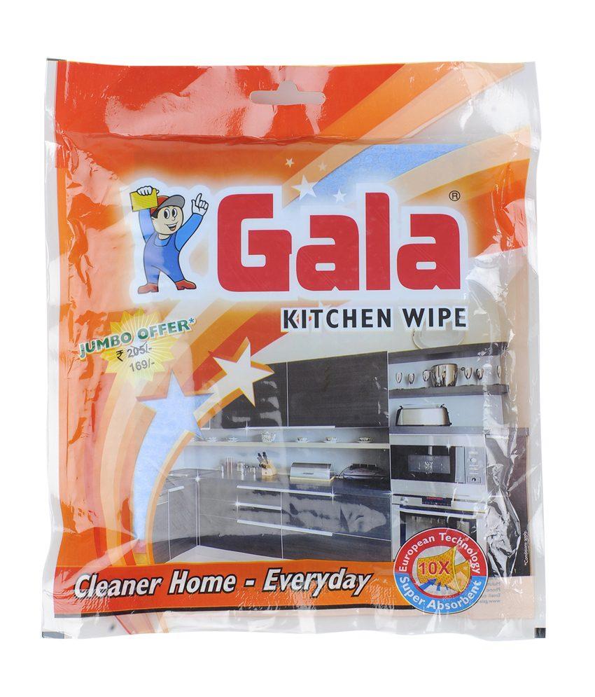 Gala Kitchen Wipe