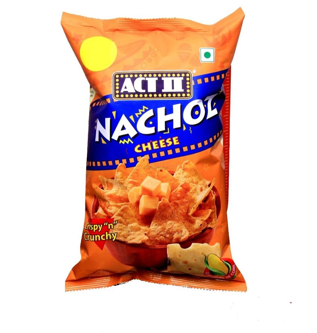 Act II Nachoz Cheese - 150 Gm