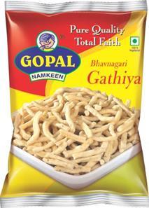 GOPAL BHAVNAGARI GATHIYA 250G