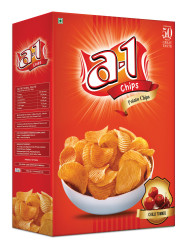 a1 Chips Mc - Tapioca Chips (Chilly)