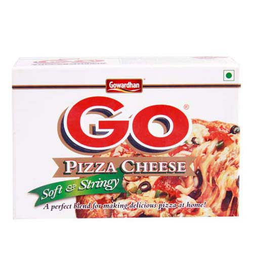 Go Pizza Cheese 200 gm