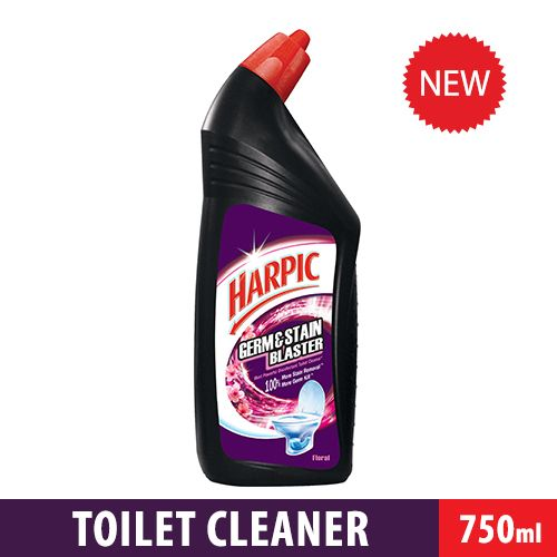HARPIC FLORAL BLACK 750ML