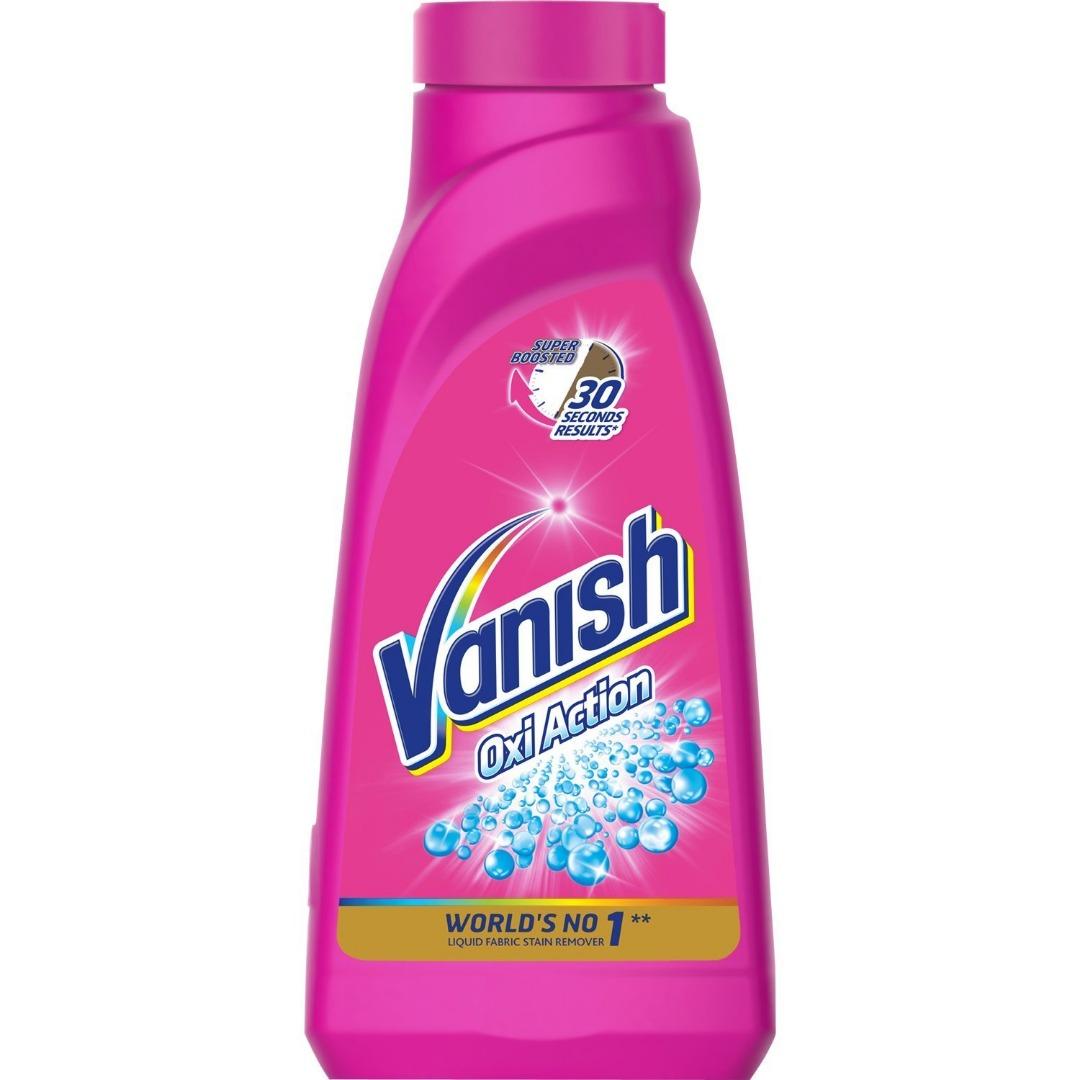 Vanish oxi Action Stain Remover Liquid - 400 ml